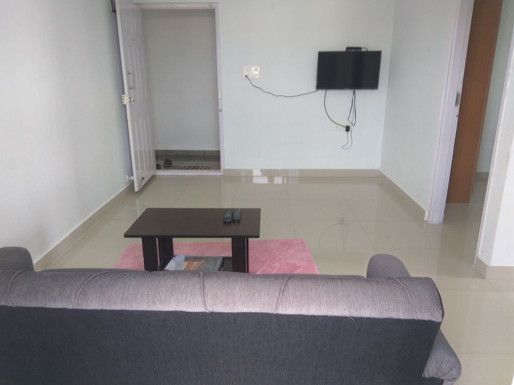 Furnished 1 BR Apartment in Old Airport