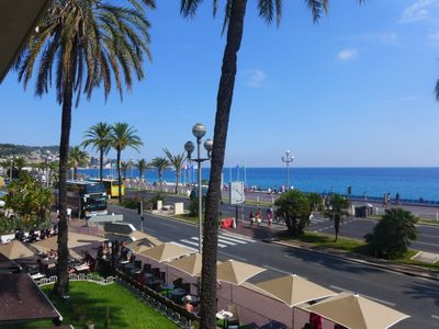 Photo for Apartment Le Savoy Promenade des Anglais in Nice - 4 persons, 1 bedrooms