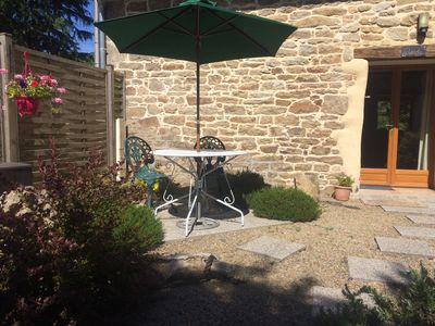 Photo for Recently Renovated Cottage Near Village. 20% off Brittany ferries. Book online