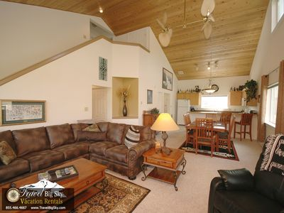 Photo for LAST MINUTE SPECIAL! SPACIOUS! Cozy, Walk to Shuttle, Close to Everything, Hot T