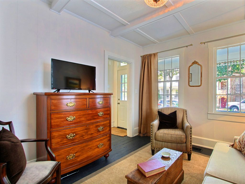 """Rest Well with Southern Belle Vacation Rentals at """"Waldburg Cottage"""""""