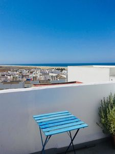 Photo for Beautiful loft in the center of Conil, design and tranquility 200 m from the sea.
