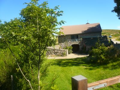 Photo for 3BR Barn Vacation Rental in Montselgues, Auvergne-Rhône-Alpes