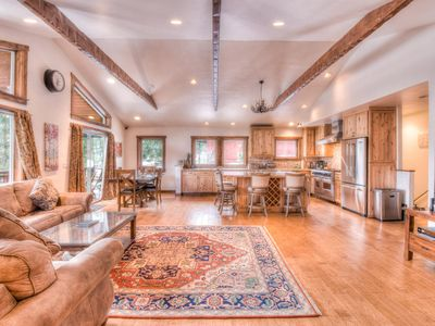 Photo for This house is a 4 bedroom(s), 3 bathrooms, located in Truckee, CA.