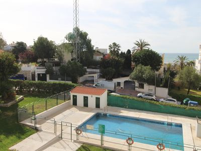 Photo for CALA DEL MORAL. Apartment a few meters from the beach.