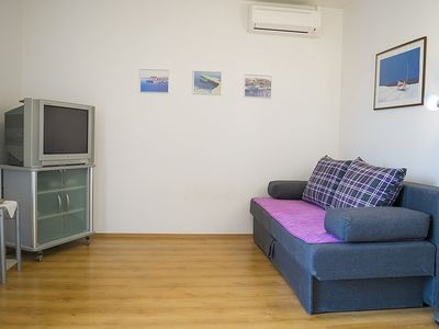 Photo for Apartment with air conditioning, satellite TV and Internet - for 2-4 persons