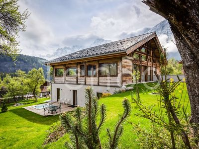 Photo for Chalet Leandre: This chalet is simply stunning, a 2 year labour of love to convert this old farmhous