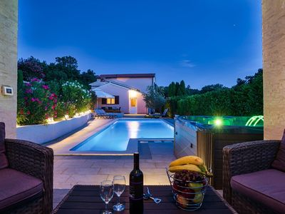 Photo for Holiday house with pool and for dog lovers