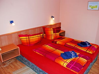Photo for Double room I (1) - DEB 011 Pension - directly on the water with boat rental and sauna
