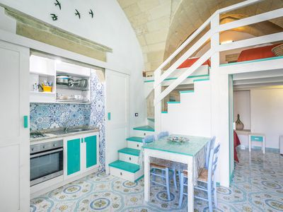 Photo for 2BR Apartment Vacation Rental in Otranto