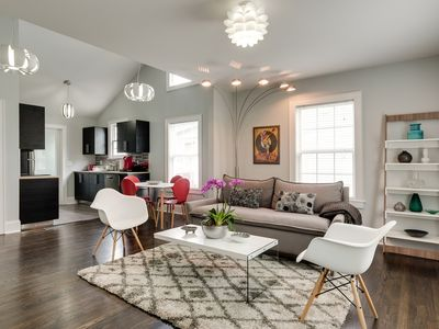 Photo for Perfect Getaway In Awesome East Nashville