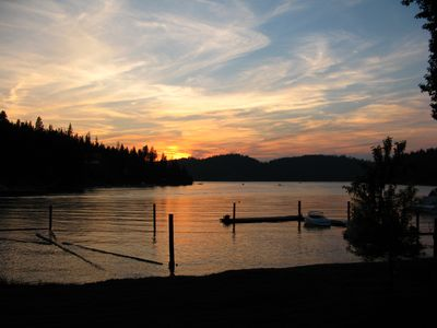 Photo for RECENT EMERGENCY CANCELLATION FOR LABOR DAY WEEKEND- Coeur d'Alene Lake