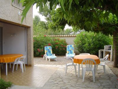 Photo for VIAS BEACH Villa 6pers quiet beach 300m tt comfort