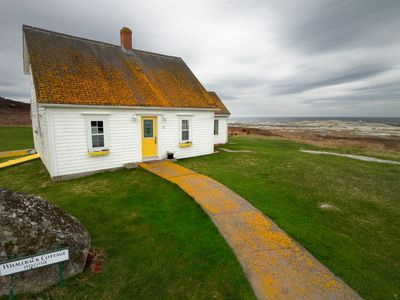 Photo for Whalesback Cottage, on the ocean with access to Peggys Cove Preservation Area