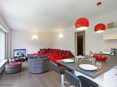 Photo for Le Soleil Apartment -  an apartment that sleeps 6 guests  in 2 bedrooms