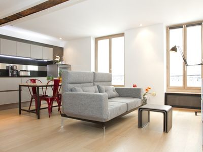 Photo for ELEGANT MABILLON APARTMENT IN THE HEART OF SAINT  GERMAIN DES PRES