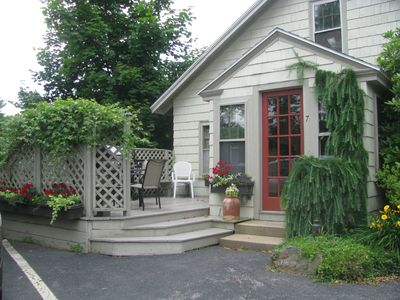 Photo for 3 BR Desireable Intown Bungalow  and only 5 min walk to Beach