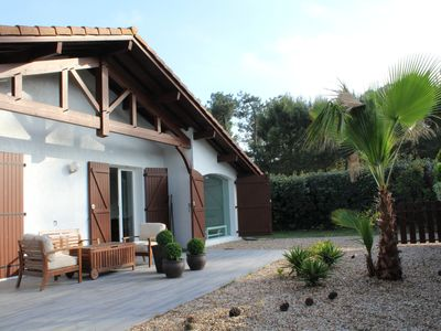 Photo for Southwest, Hossegor beach house, wifi, bicycles, bbq