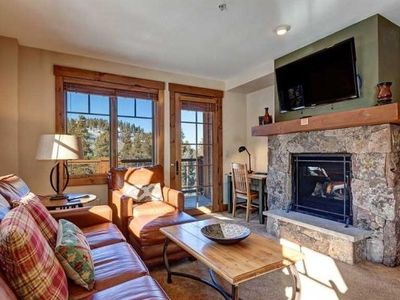Photo for Ski-in/Gondola-out access to this high-end unit spacious with amenities abounding