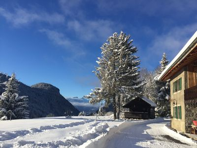 Photo for Chalet typical Savoyard farmhouse in the countryside, family holidays and friends