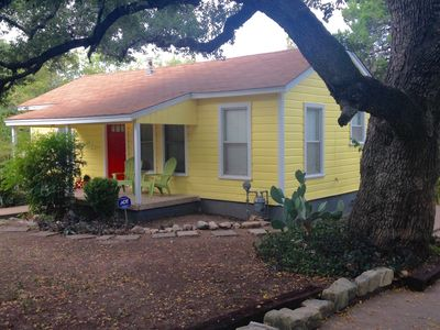 Photo for Monthly Rental; Newly Remodeled and Very Central - Bouldin Bungalow!