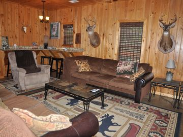 6 miles away is Callaway!!ON 132 Acres!!!  outside cooking area,5bedroom