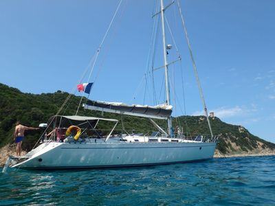 Photo for Rent sailboat with crew