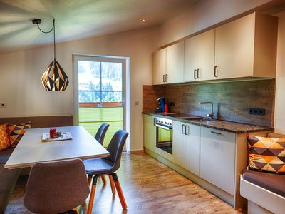 """Photo for Apartment """"Wald"""" 3 bedrooms - Ferienpension Bierbaumer"""
