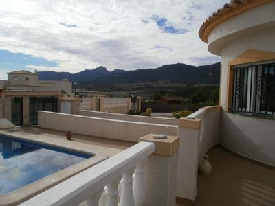 Photo for 3BR Villa Vacation Rental in castalla, alicante
