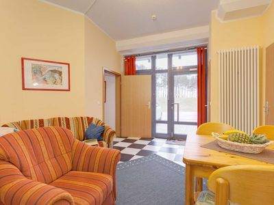 Photo for Beach apartment No. 32 - bookable now! Beach apartments Zingst directly on the sea