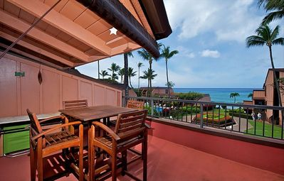 Lanai with Oceanview