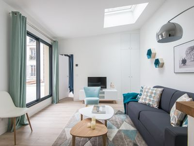 Photo for Beautiful 3 room apartment in Nordic style