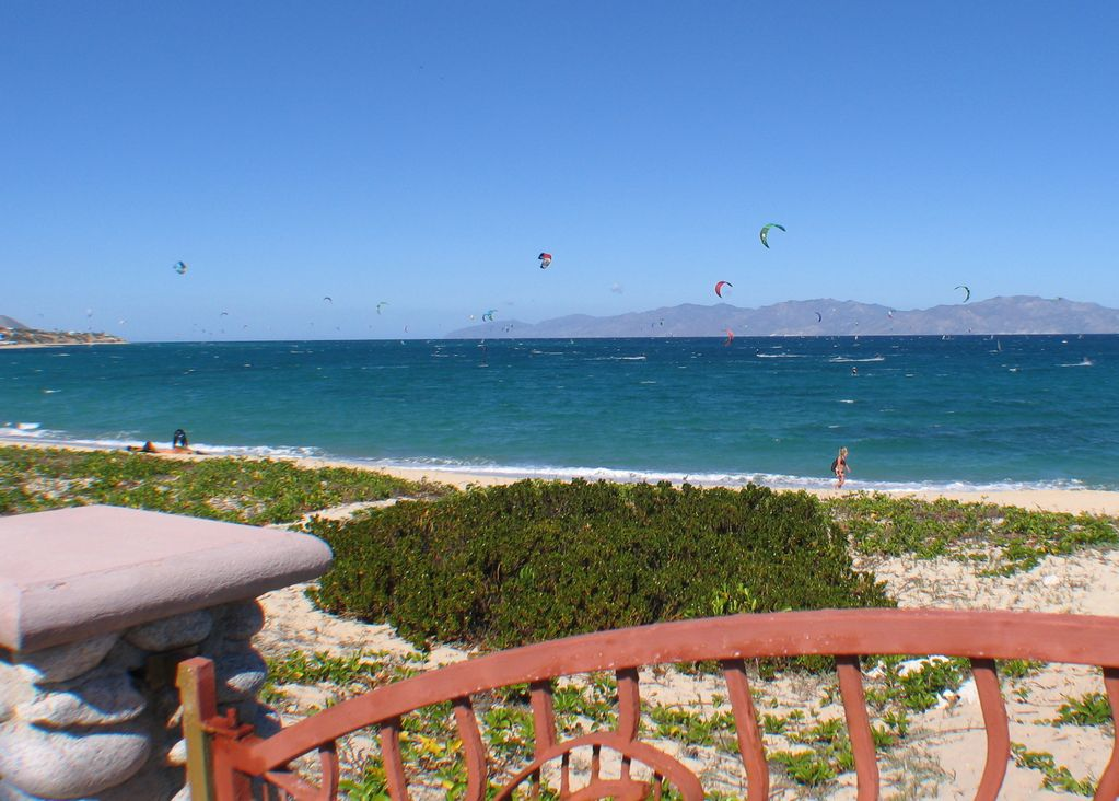 Check Out This Awesome Panoramic Kite >> Beachfront Family Villa La Ventana S Best Beach Kiteboard Paddle
