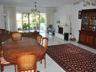 Photo for 4-rooms 145m3  ap. Seaside Athens: Glifada