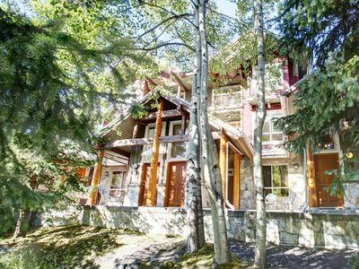 Photo for Spacious Whistler Village Townhouse w/ Hot Tub/Parking - 2 BR/3 Bath, Sleeps 7