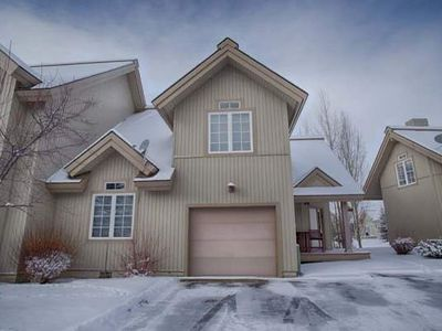 Photo for Three bedroom townhome, close to Driggs and Grand Targhee Resort.