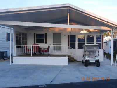 Photo for 2BR Mobile Home Vacation Rental in Davenport, Florida