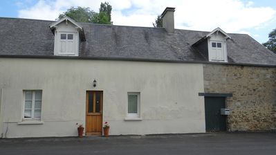 Photo for Converted barn holiday cottage, perfect for touring Normandy - 5 people, 2 beds