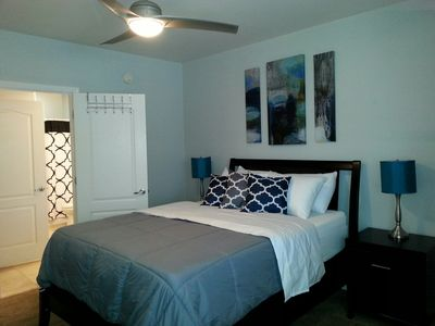 Photo for Ground floor, Pool, Spa & Fitness Room - 1Bd/1Ba condo.  Covered parking spot