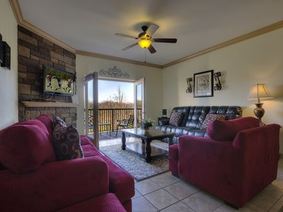 Photo for Rachel's Mtn Blessing $89-299/nt 3 bedrm, Indoor Pool,  Hot Tub & Mtn Views