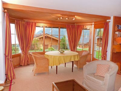 Photo for Vacation home Six des Armailles in Ovronnaz - 6 persons, 3 bedrooms