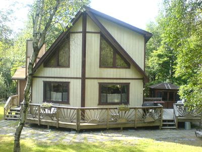 Photo for Mountain Chalet GREAT FOR GROUPS & PET FRIENDLY