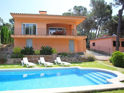 Photo for Vacation home Amel in Begur - 8 persons, 4 bedrooms