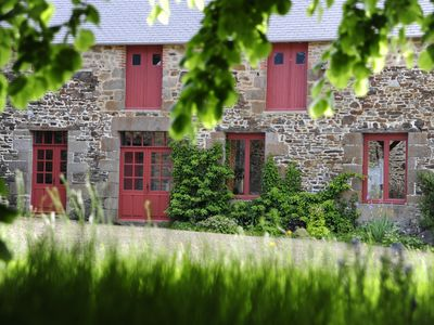 Photo for Le Tertre Ychot; cottage