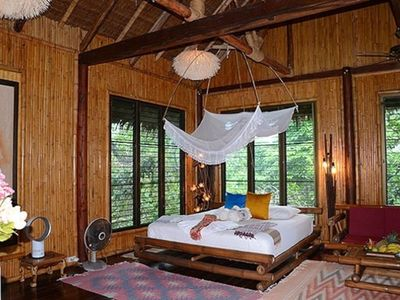 Photo for Grand deluxe Maimak 8 Treehouse Sea view