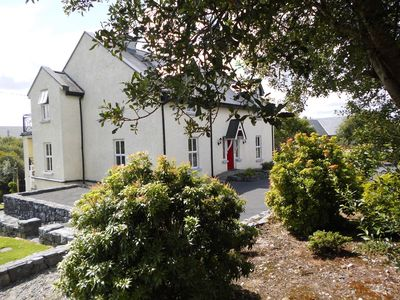 Photo for Spectacular Riverside Holiday Home in Oughterard