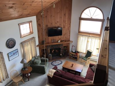 Photo for Mount Snow 5 bedroom upscale townhouse. Shuttle from driveway to mountain lifts!