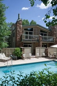 Photo for Expansive Aspen Core Condo. Unobstructed Aspen Mountain And Red Mountain Views!