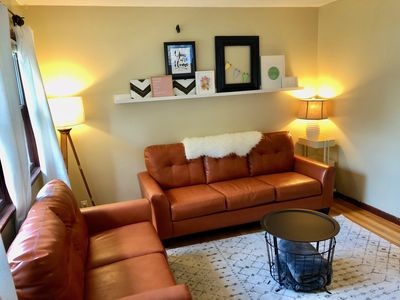 Photo for Private Duplex Home in Central Quiet Area - Ridgeway West