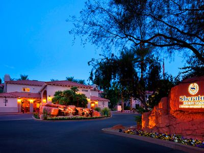 Photo for Sheraton Desert Oasis- Two bedroom villa in the beauty of the Sonoran Desert